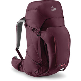 Lowe Alpine Altus Backpack Women ND50l red